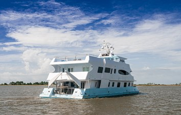 2016 106 Housboat Le Colby Jean Transom