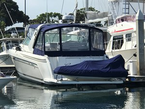 Port Stern profile III