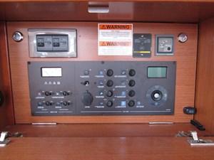 Electrical panel & gauges