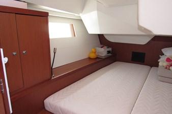Aft Starboard cabin storage