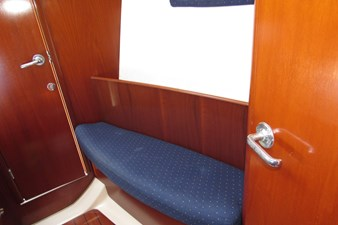 Bench in Forward Cabin