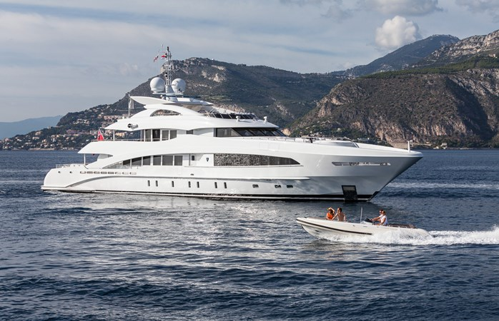 COMO yacht for sale