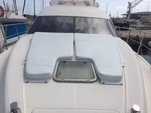 Skyros III 7 Azimut 36 Fly - Motor Yacht - Bow Area - IMG_1693