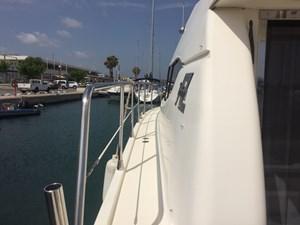 Skyros III 6 Azimut 36 Fly - Motor Yacht - Exterior Details - IMG_1687