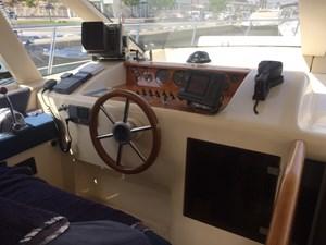 Skyros III 22 Azimut 36 Fly - Motor Yacht - interior - Wheelhouse 2 - IMG_1671