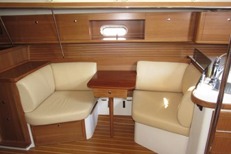 Starboard seating