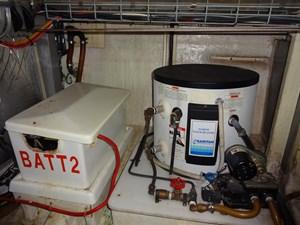 12 gal Hot H2O56