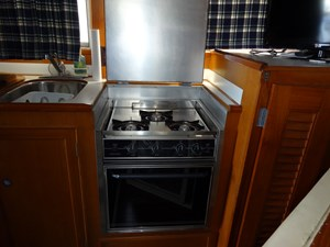 42burner stove