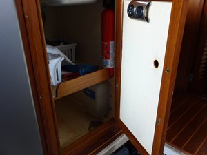51Galley Cabinet