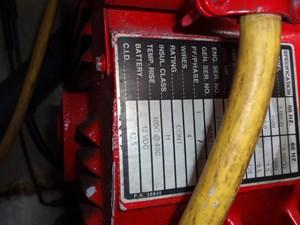 90Westerbeke  Generator