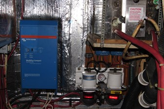 Inverter & fuel filters