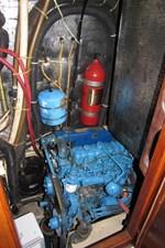Engine room from walkthrough