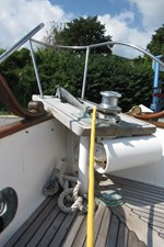 Bowsprit and platform w/ windlass