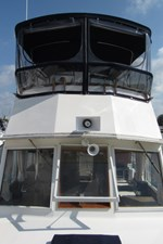 Pilothouse and flybridge canvas