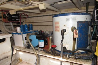 Water heater & pumps