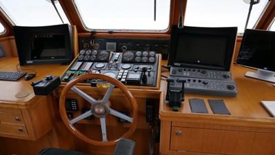 PELAGIAL 16 pilothouse