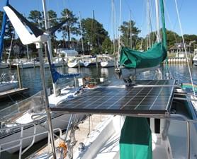 Solar panel & wind generator