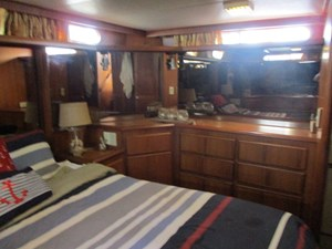 44. Linda Lee Aft MAster Stateroom Port View