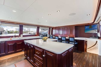 OUR HERITAGE 9 Galley