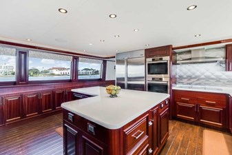 OUR HERITAGE 10 Galley