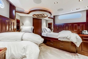 OUR HERITAGE 11 Forward Guest Stateroom