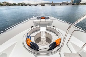 OUR HERITAGE 33 Foredeck Seating