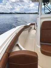 28 2017 Scout 275LXF Starboard Interior
