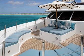 Bridge Deck Forward Lounge Area