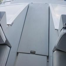 24) Flybridge Coaming Door 2