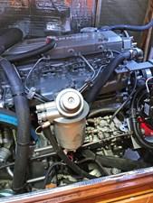 GLORY 25 Yanmar Engine