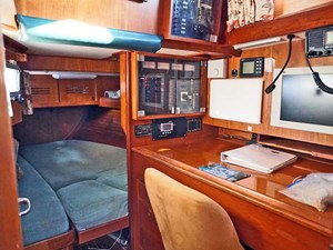 GLORY 10 Nav Station and Port Guest Stateroom
