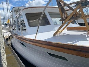 1972 Roughwater 41 4 5