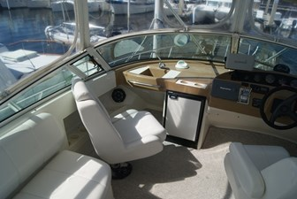 115 Bridge Navigator Seat