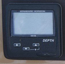 310 Standard Horizon Depth DS-150