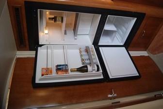 322 Refrig Open