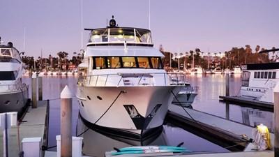 LA LA LAND 1 Crescent Custom Motor Yacht