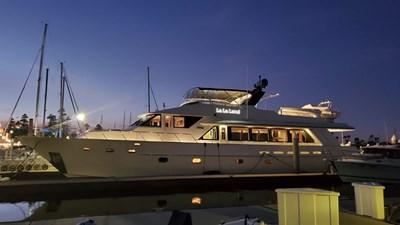 LA LA LAND 7 Crescent Custom Motor Yacht
