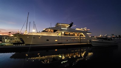 LA LA LAND 8 Crescent Custom Motor Yacht