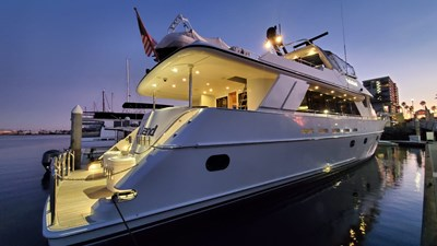 LA LA LAND 12 Crescent Custom Motor Yacht