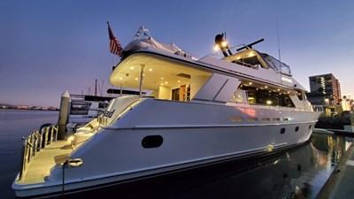 LA LA LAND 14 Crescent Custom Motor Yacht