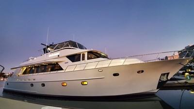 LA LA LAND 15 Crescent Custom Motor Yacht