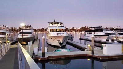 LA LA LAND 16 Crescent Custom Motor Yacht
