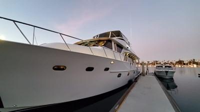 LA LA LAND 18 Crescent Custom Motor Yacht