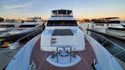 LA LA LAND 31 Crescent Custom Motor Yacht