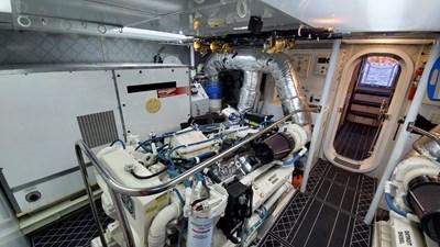 LA LA LAND 38 Crescent Custom Motor Yacht