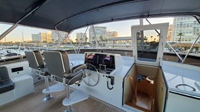 LA LA LAND 49 Crescent Custom Motor Yacht