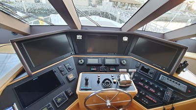 LA LA LAND 27 Crescent Custom Motor Yacht