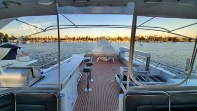 LA LA LAND 52 Crescent Custom Motor Yacht