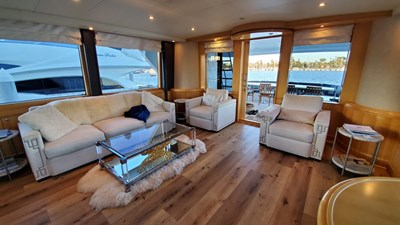 LA LA LAND 61 Crescent Custom Motor Yacht