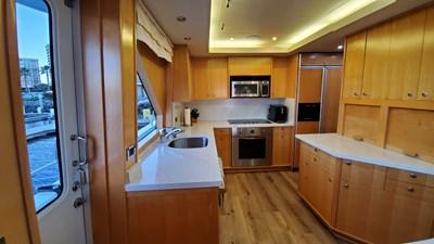 LA LA LAND 57 Crescent Custom Motor Yacht